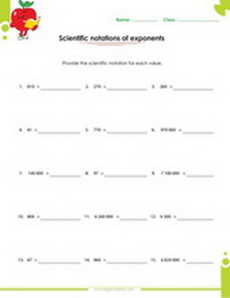 how to add scientific notation with negative exponents